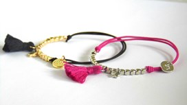 Pixie String Friendship Bracelet