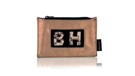 Diva Collection Purse in Blush Gold