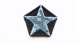 Mini Blue Star