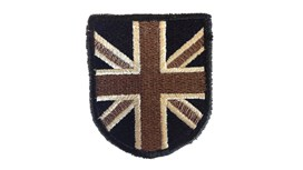 Vintage Union Jack Patch