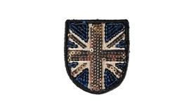 Classic Sequin Union Jack (Small)