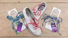 Liberty Print Shoelaces