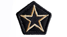 Mini Navy Star