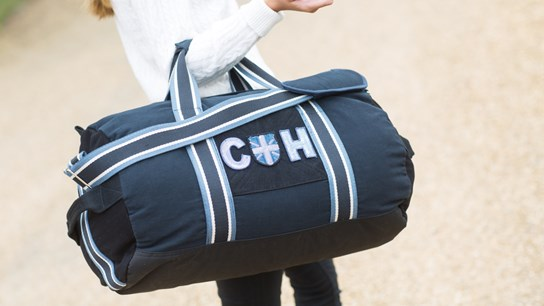 Personalised Kit Bag| Weekend Holdall | Apatchy