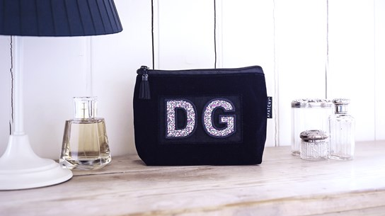 Personalised Cosmetic Bag | Make up Bag | Apatchy