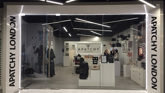 Birmingham Store | Pop Ups | Apatchy