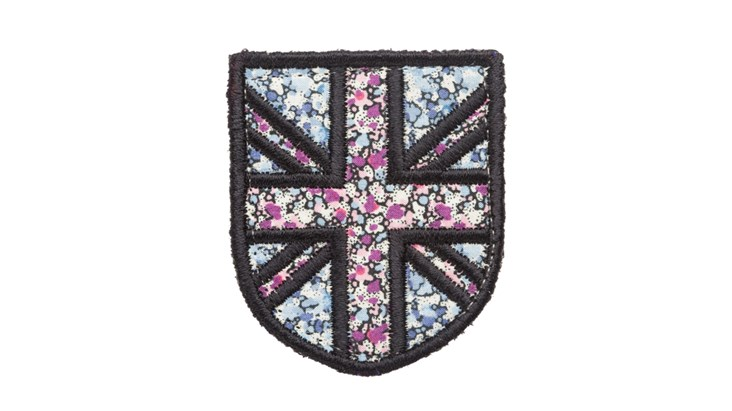 Small Liberty Print Union Jack