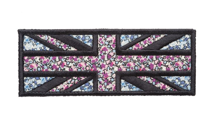 Medium Liberty Print Union Jack x 10