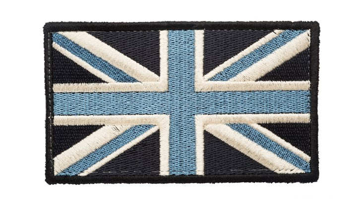 Large Heritage Union Jack x 10
