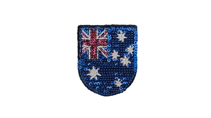 Australian Sequin (Small)