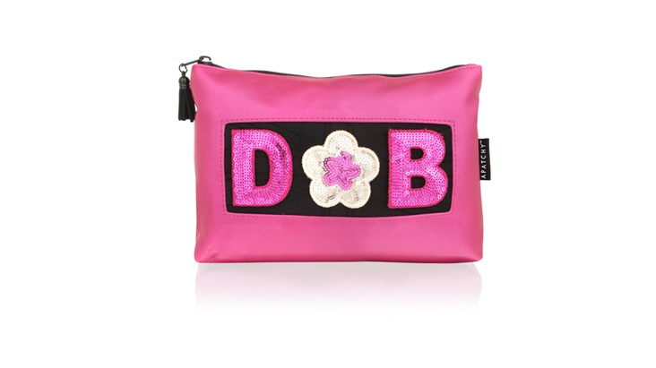 Personalised Beauty Bag