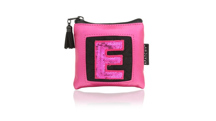 Girl's Personalised Pink Purse
