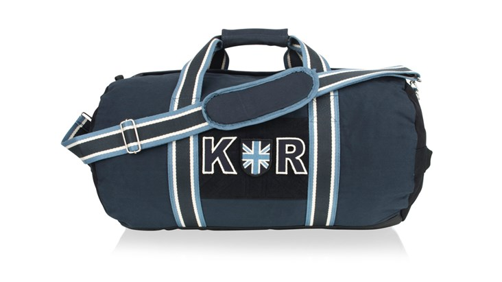 Personalised Heritage Kit Bag
