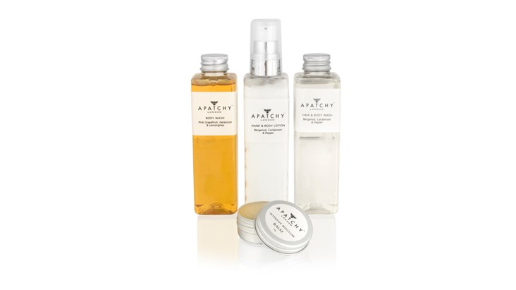 Apatchy Lotions and Potions Gift Set