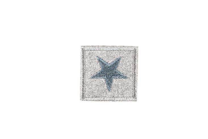 Blue Star Adhesive Patch