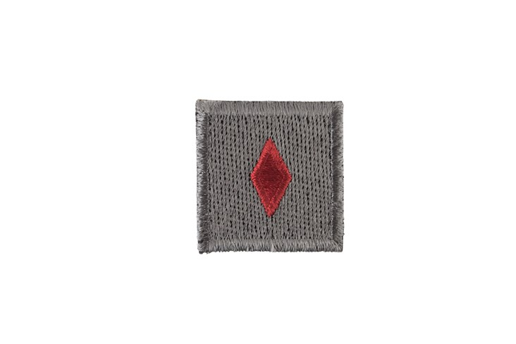 Red Diamond Patch