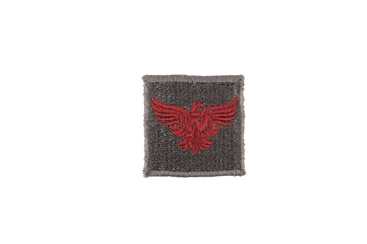 Red Eagle Adhesive Patch