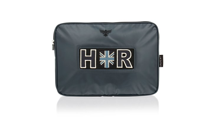 Men's Personalised Laptop Case