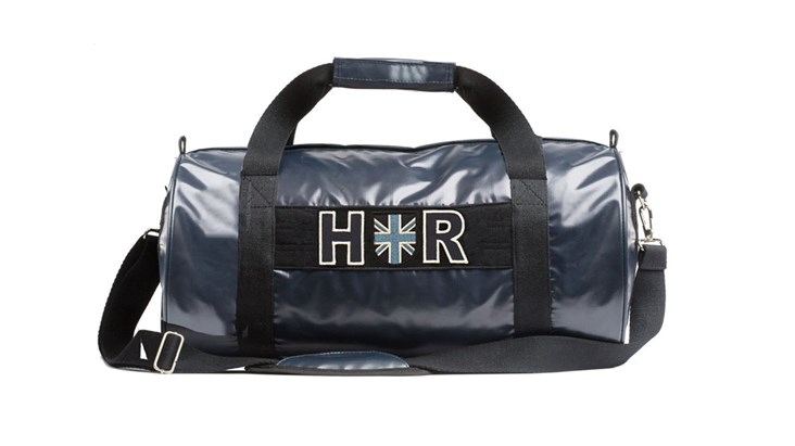 Personalised Barrel Bag