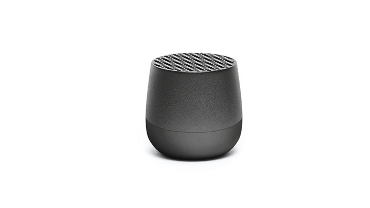 Lexon Mini Bluetooth Speaker Gunmetal