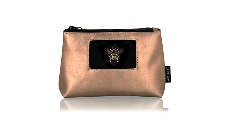 Rose Gold Small Pouch x 10