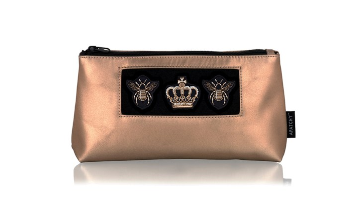 Rose Gold Medium Pouch x 10