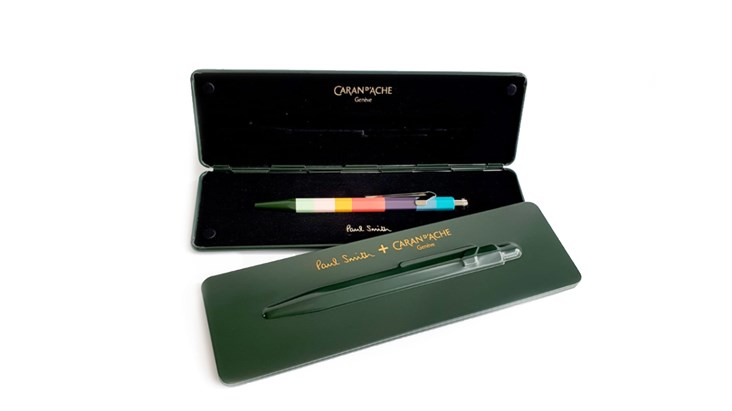 Paul Smith Limited Edition Caran d'Ache 849 Pen