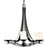 kitchen lighting fluorescent hubbardton forge chandeliers arcadianhome 2178