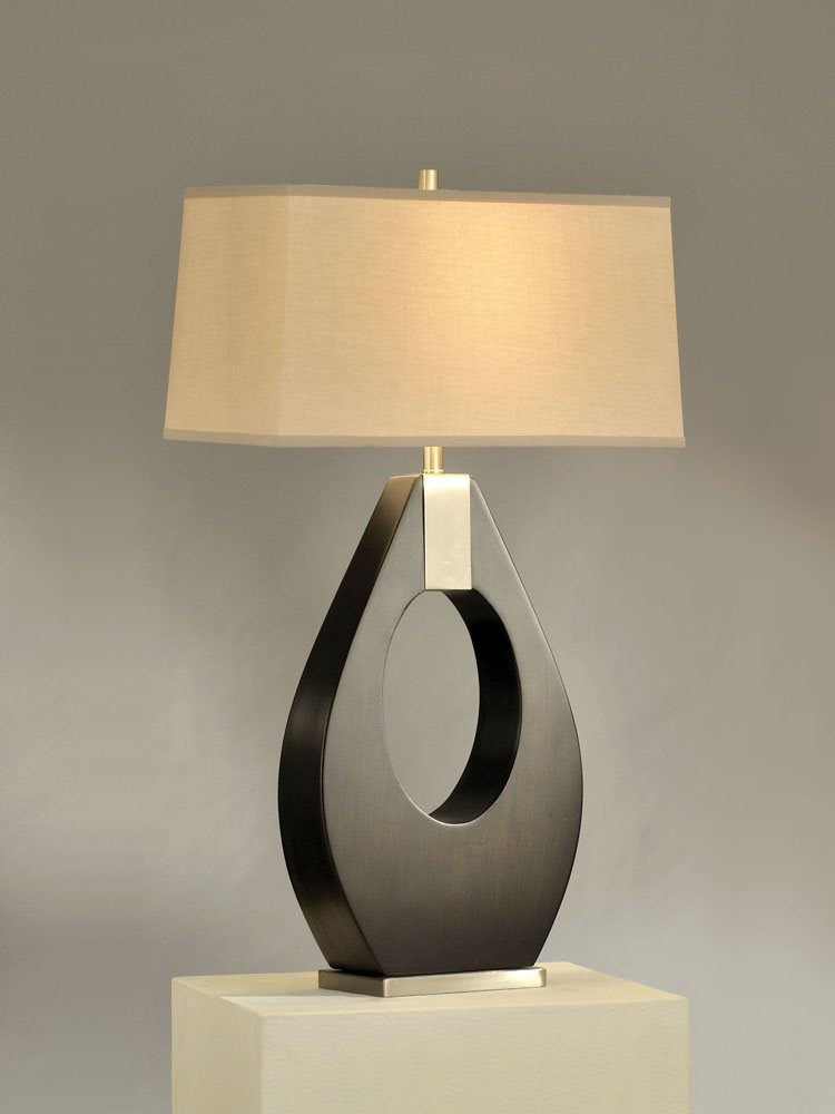 Nova Lighting 10394 Pearson Contemporary Table Lamp Nv 10394