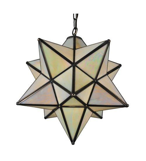 Meyda Tiffany 12114 Moravian Star 18 Quot Modern