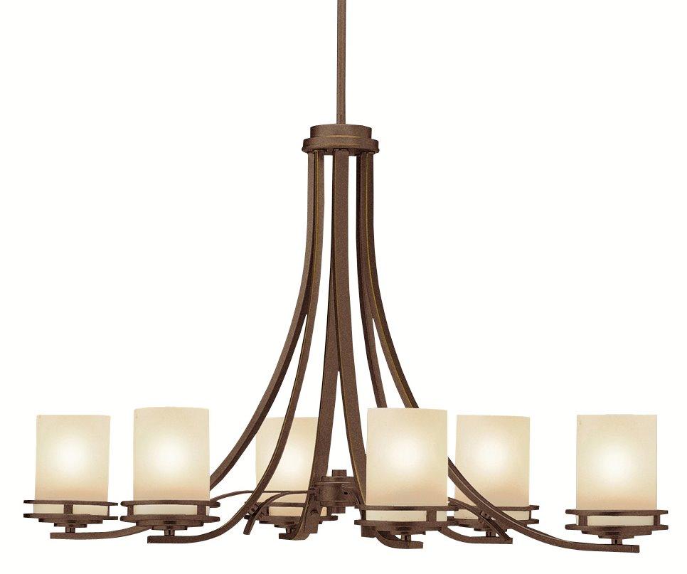 Lighting Warehouse Hendrik Potgieter: Kichler Lighting 1673OZ Hendrik Modern / Contemporary
