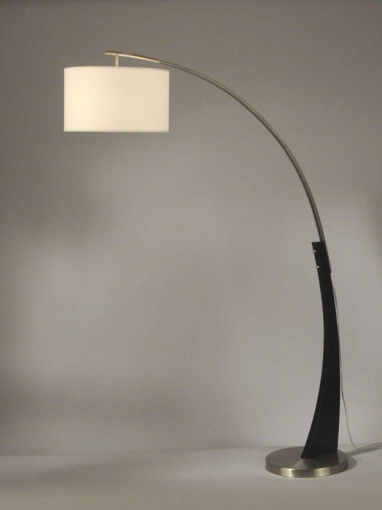 Nova Lighting 2110003a Plimpton Modern Contemporary Arc