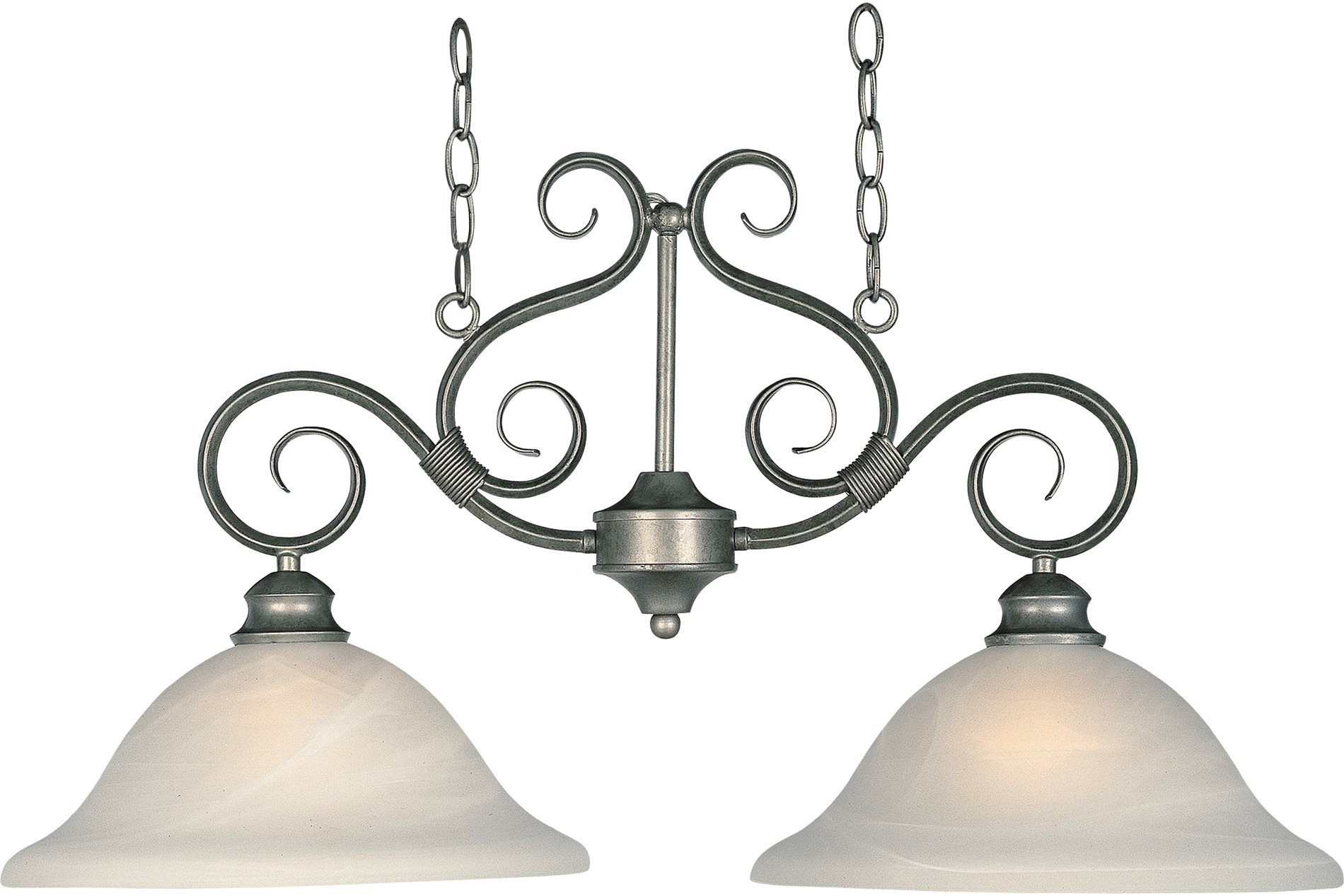 Pacific Traditional Kitchen Island Light