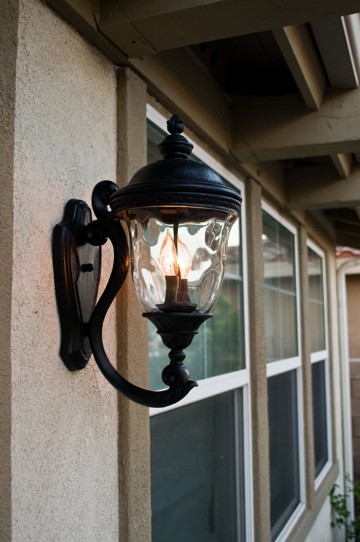 Maxim Lighting 3423wgob Carriage House Dc Traditional