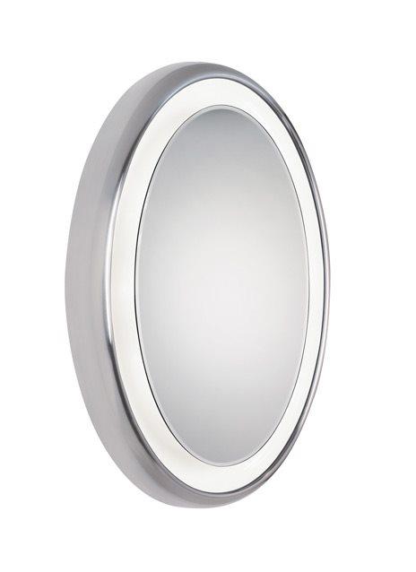 Tech Lighting 700bctigo Tigris Oval Contemporary Bathroom