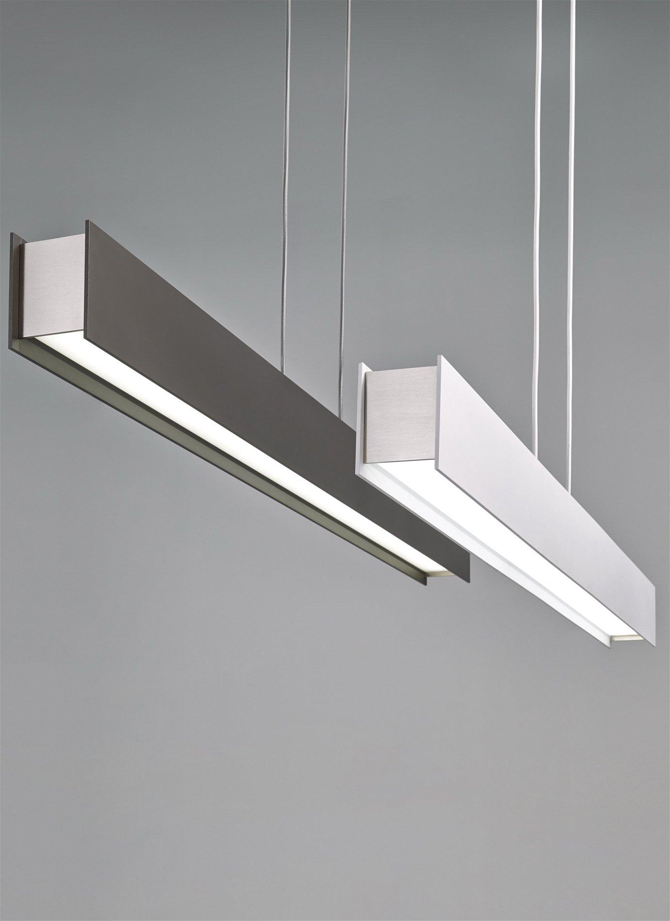 Tech Lighting 700lsvan Vandor Modern Contemporary Linear Suspension 700lsvan