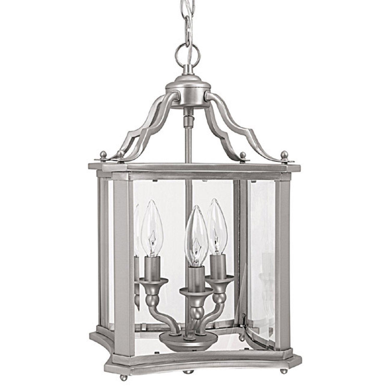 Foyer Ceiling Light Fixtures: Capital Lighting 9123 Transitional Foyer Light CP-9123