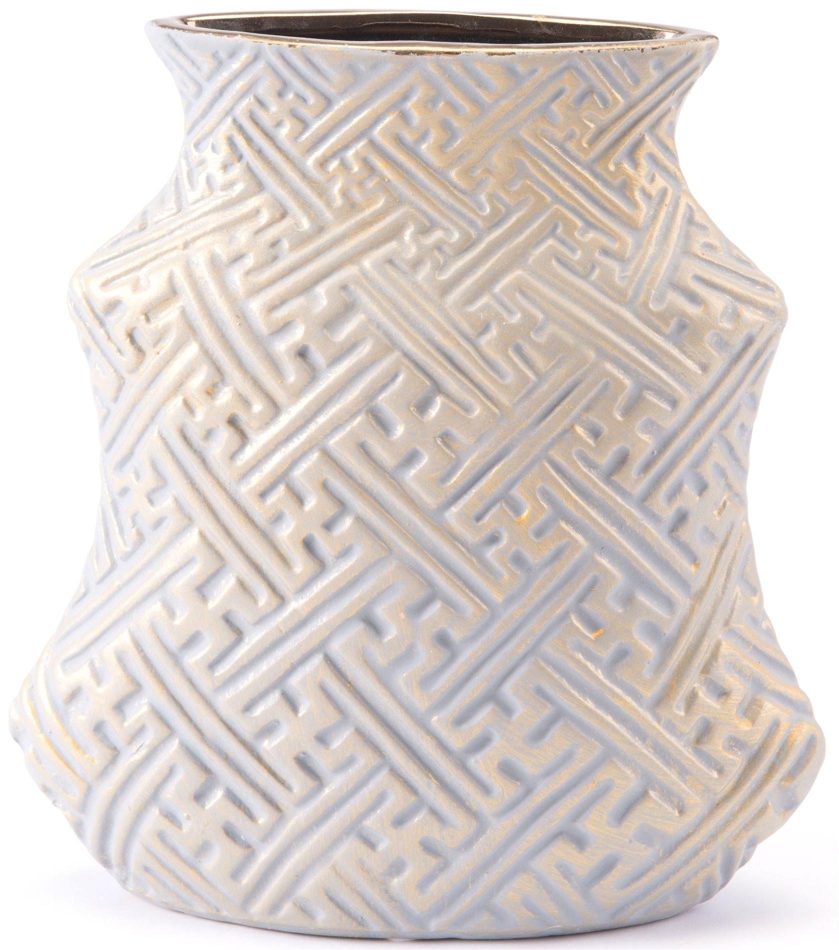 Zuo Modern A10271 Arcadia Ceramic Vase
