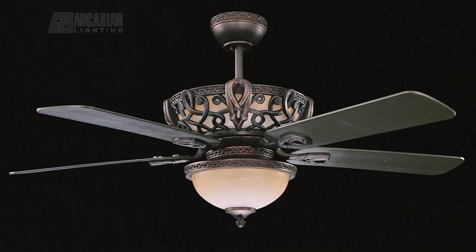 Concord Fans 52ac5orb Aracruz 52 Quot Traditional Ceiling Fan