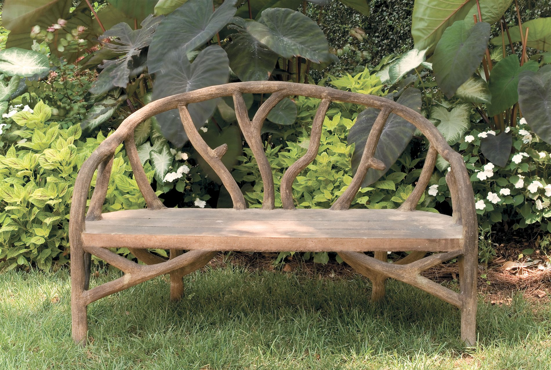 Sensational Currey And Company Arbor Traditional Bench Cnc 2700 See Details Bralicious Painted Fabric Chair Ideas Braliciousco