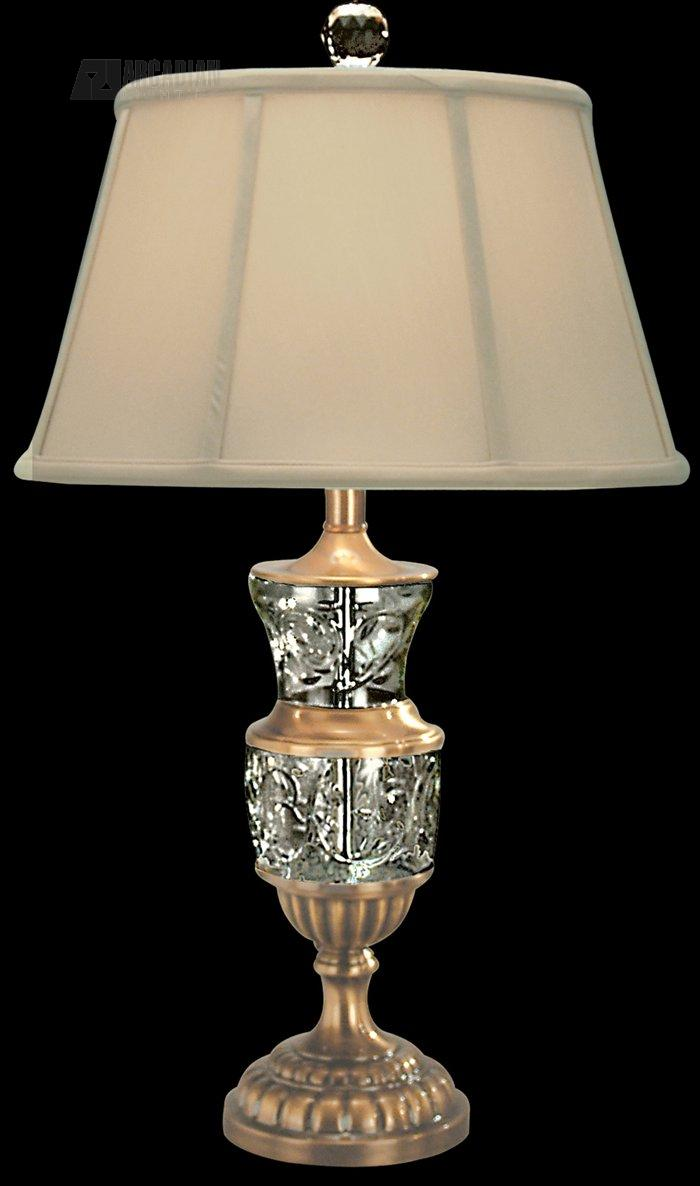 Dale Tiffany Gt60629 Jamestown Traditional Crystal Table Lamp Dt Gt 60629