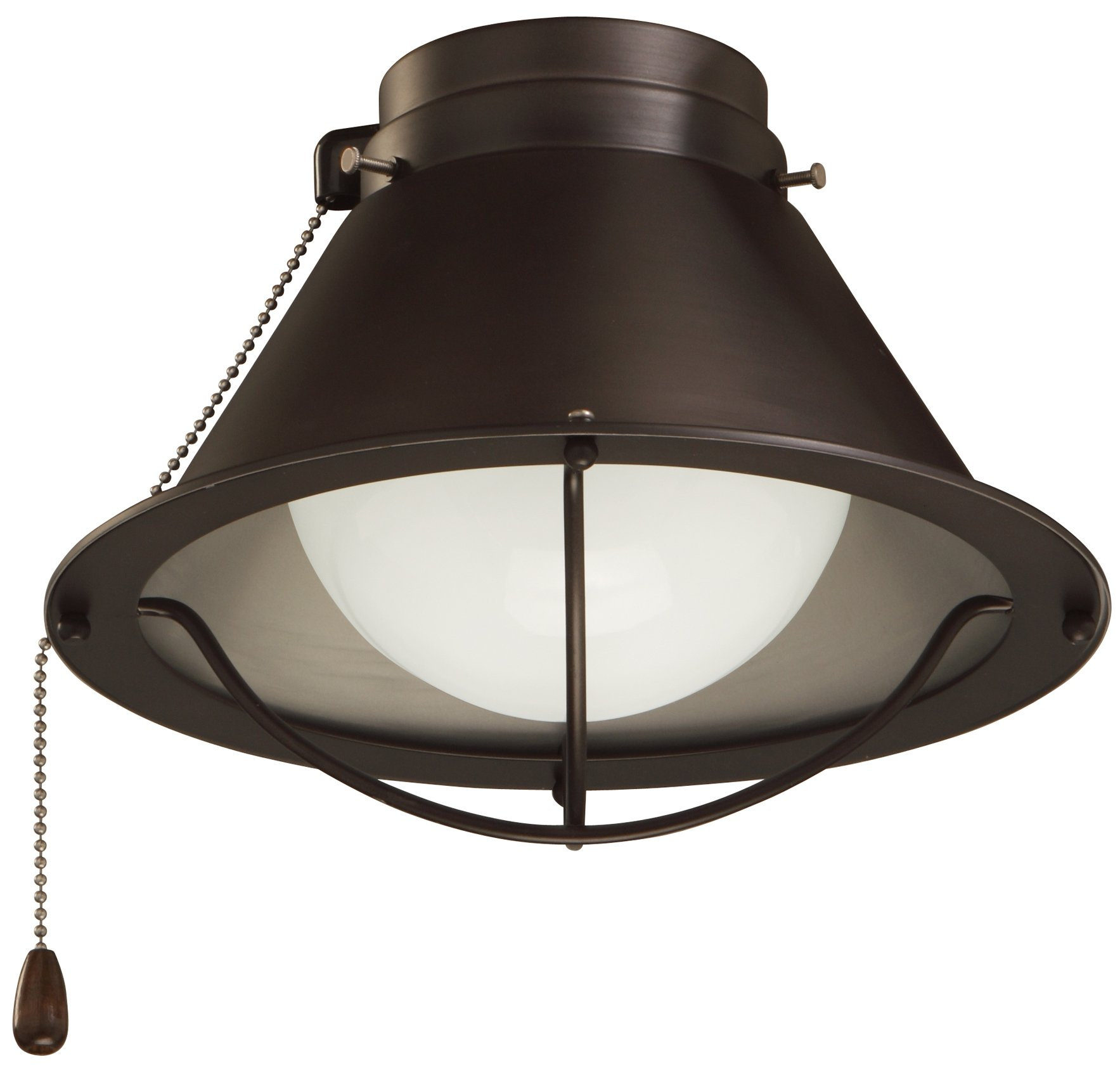 Emerson lk46 seaside wet location classic ceiling fan light kit em lk46 orb oil rubbed bronze aloadofball Choice Image