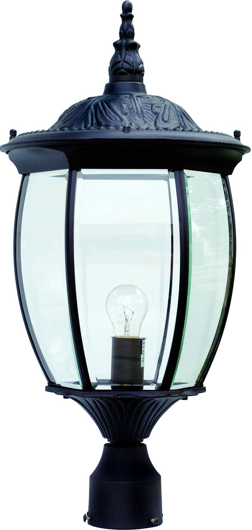 Dabmar Gm102 Victoria Traditional Outdoor Post Lantern
