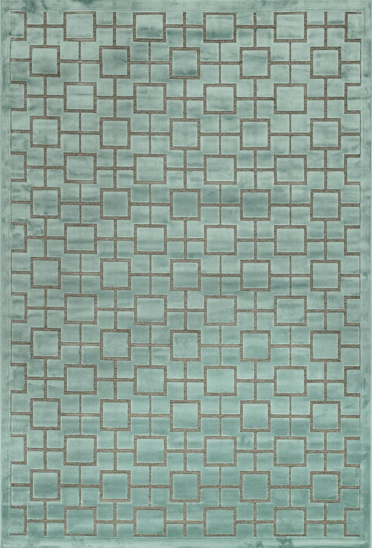 Loloi Rugs Hal2ht 06aq Halton Too Aqua Transitional Rug