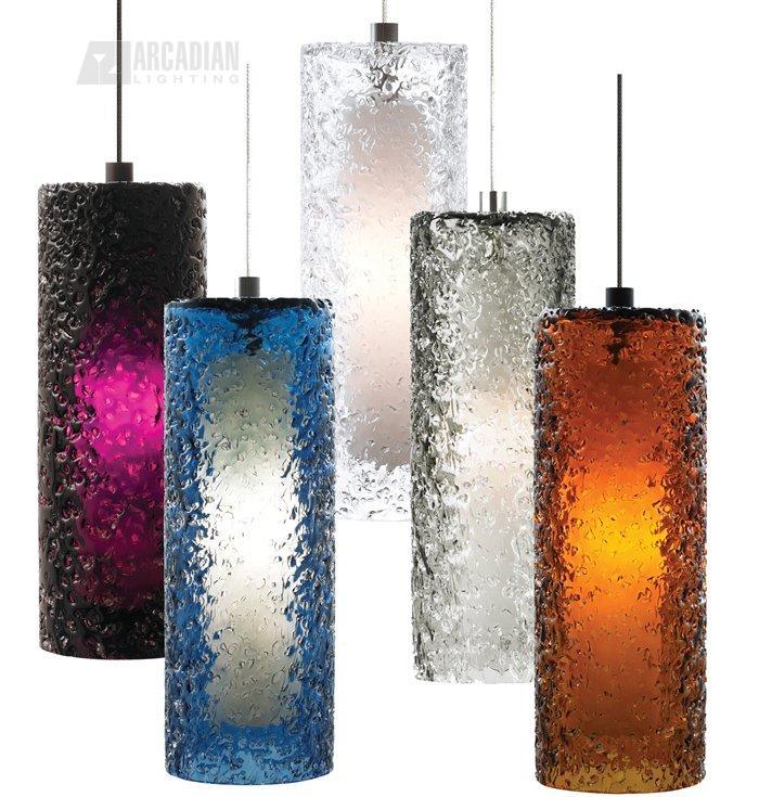 Lbl Lighting Hs547 Mini Rock Candy Cylinder Modern