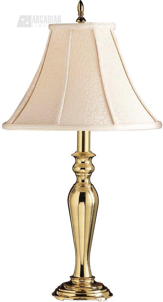 Kichler Lighting 24681 Kla Transitional Table Lamp Kch 24681