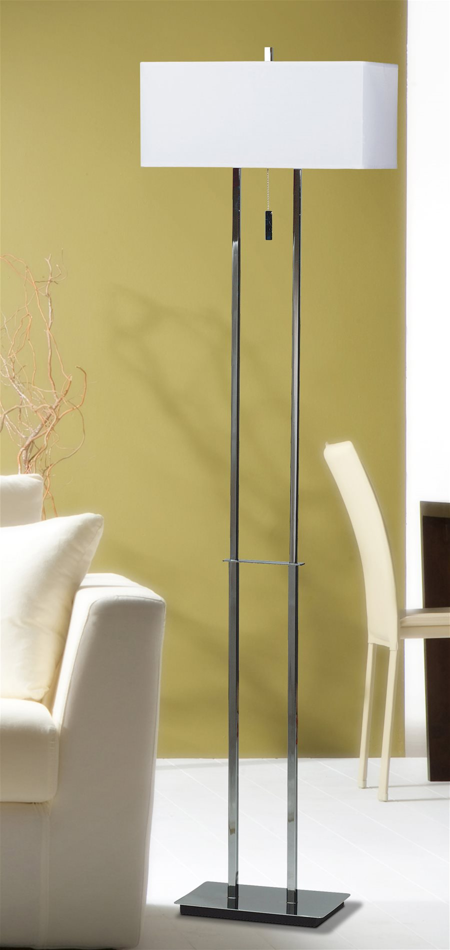 Remarkable Kenroy Emilio Transitional Floor Lamp Kr 30817 Ch See Details Theyellowbook Wood Chair Design Ideas Theyellowbookinfo