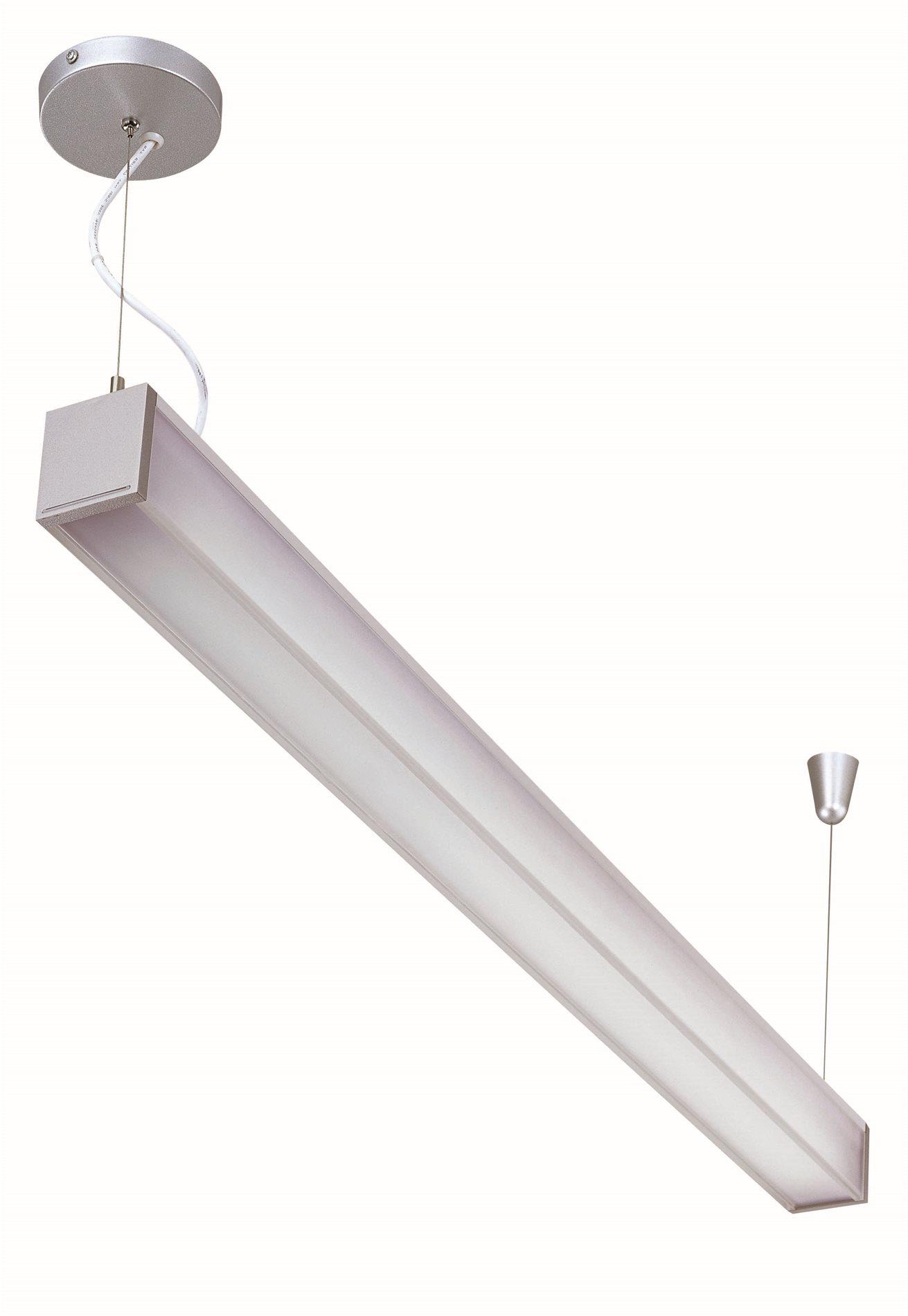 Lite Source LS-19682WHT Lidia Double Tube Contemporary Ceiling ...
