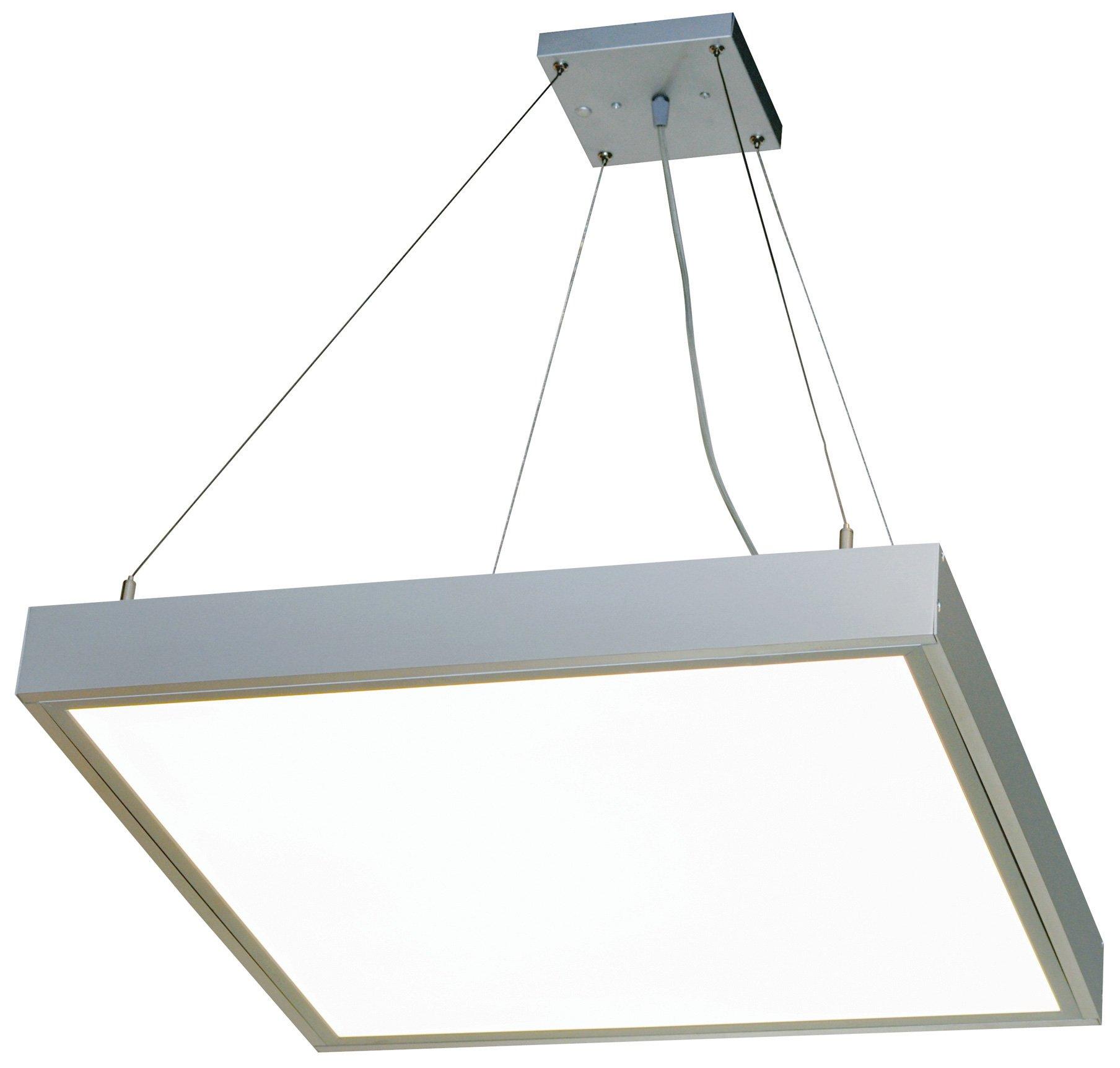 Nora Lighting Npd E22 2 X 2 Diffused Lens Led Edge Lit Flat Panel Npd E22