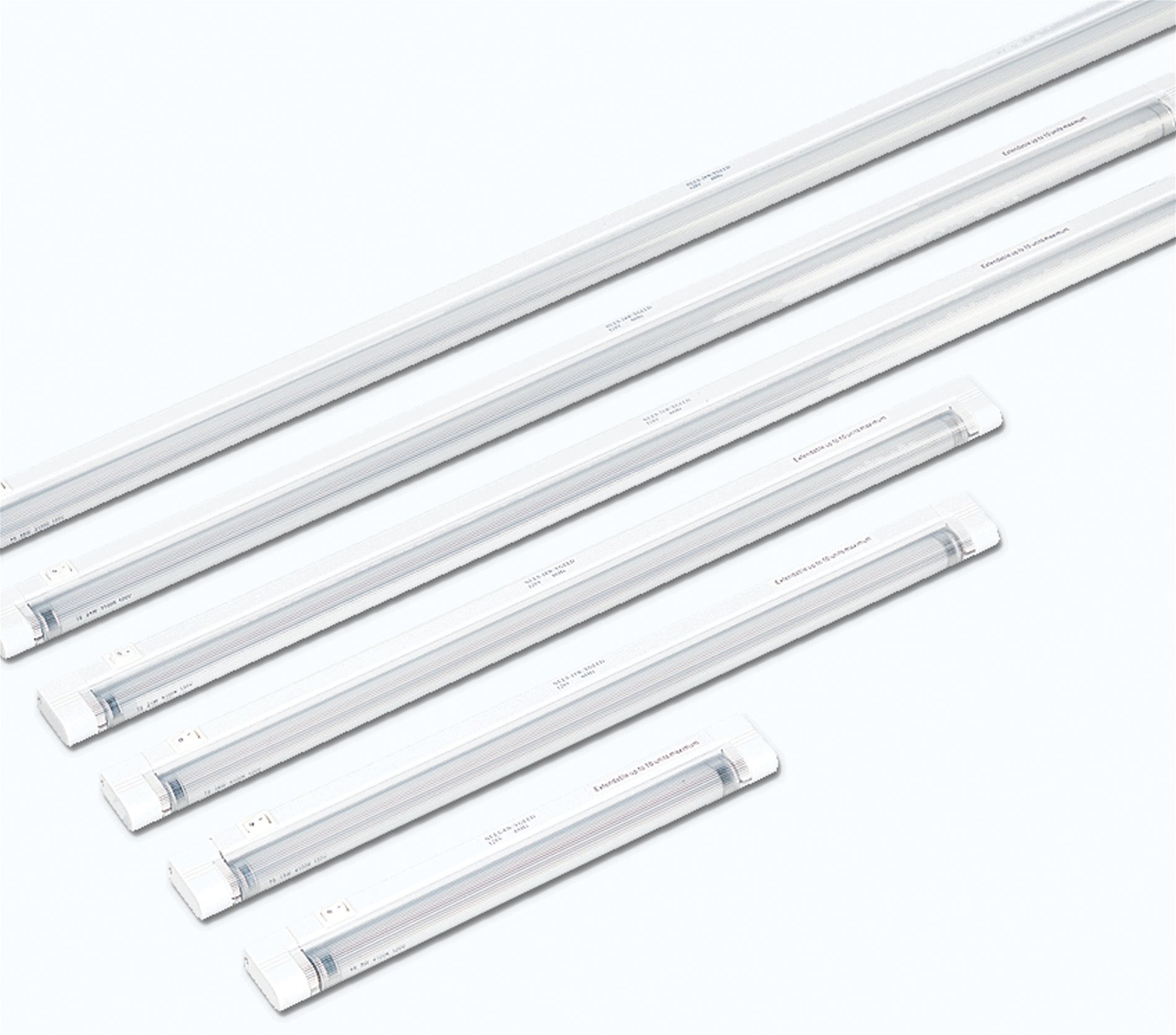 Nora Lighting NULS- Ultra-Slim T5 Fluorescent Under Cabinet Fixture ...